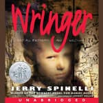 Wringer by  Jerry Spinelli audiobook