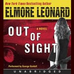 Out of Sight by  Elmore Leonard audiobook