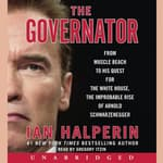 The Governator by  Ian Halperin audiobook