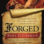Forged by  Bart D. Ehrman audiobook
