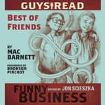 Guys Read: Best of Friends by  Mac Barnett audiobook