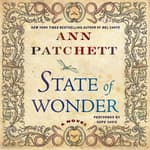 State of Wonder by  Ann Patchett audiobook