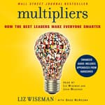 Multipliers by  Greg McKeown audiobook