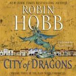 City of Dragons by  Robin Hobb audiobook
