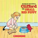 Clifford the Small Red Puppy by  Norman Bridwell audiobook