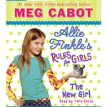 The New Girl by  Meg Cabot audiobook