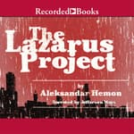 The Lazarus Project by  Aleksandar Hemon audiobook