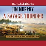 A Savage Thunder by  Jim Murphy audiobook