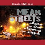 Mean Streets by  Thomas E. Sniegoski audiobook