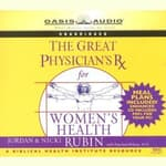 The Great Physician's Rx for Women's Health by  Jordan Rubin audiobook
