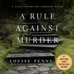 A Rule Against Murder by  Louise Penny audiobook