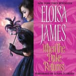 When the Duke Returns by  Eloisa James audiobook