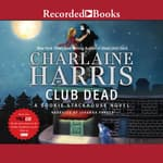 Club Dead by  Charlaine Harris audiobook