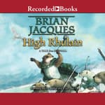 High Rhulain by  Brian Jacques audiobook