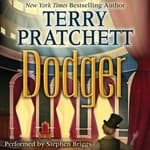 Dodger by  Sir Terry Pratchett audiobook