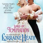 Lord of Temptation by  Lorraine Heath audiobook