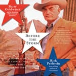 Before the Storm by  Rick Perlstein audiobook