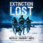 Extinction Lost by  Nicholas Sansbury Smith audiobook