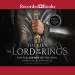 The Lord of the Rings: The Fellowship of the Ring by  J. R. R. Tolkien audiobook