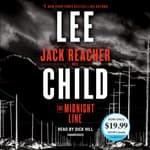 The Midnight Line by  Lee Child audiobook