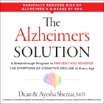The Alzheimer's Solution by  Ayesha Sherzai MD audiobook