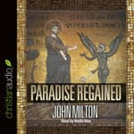 Paradise Regained by  John Milton audiobook