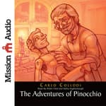 The Adventures of Pinocchio by  Carlo Collodi audiobook