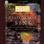 Respectable Sins by  Jerry Bridges audiobook