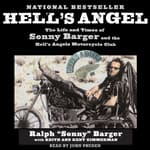 Hell's Angel by  Sonny Barger audiobook