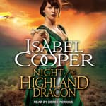 Night of the Highland Dragon by  Isabel Cooper audiobook