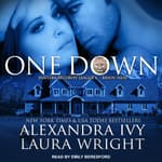 One Down by  Laura Wright audiobook