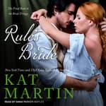 Rule's Bride by  Kat Martin audiobook