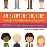 An Everyone Culture by  Various Contributors audiobook