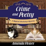 Crime and Poetry by  Amanda Flower audiobook