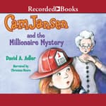 Cam Jansen and the Millionaire Mystery by  David A. Adler audiobook