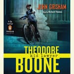 Theodore Boone: Kid Lawyer by  John Grisham audiobook