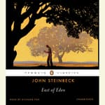 East of Eden by  John Steinbeck audiobook