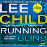 Running Blind by  Lee Child audiobook
