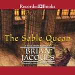 The Sable Quean by  Brian Jacques audiobook