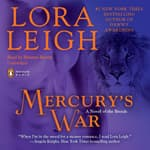 Mercury's War by  Lora Leigh audiobook