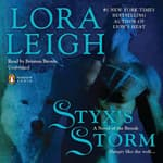 Styx's Storm by  Lora Leigh audiobook