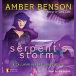 Serpent's Storm by  Amber Benson audiobook