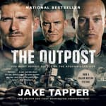 The Outpost by  Jake Tapper audiobook