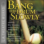 Bang the Drum Slowly by  Mark Harris audiobook