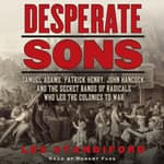 Desperate Sons by  Les Standiford audiobook
