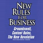 New Rules for Business by  Charlene Li audiobook