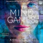 Mind Games by  Kiersten White audiobook