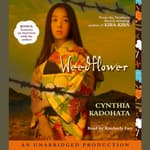 Weedflower by  Cynthia Kadohata audiobook