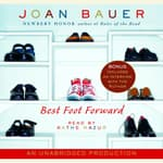Best Foot Forward by  Joan Bauer audiobook