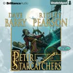 Peter and the Starcatchers by  Ridley Pearson audiobook
